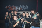 Laserowy Paintball , Elektroniczny Paintball w laserhouse