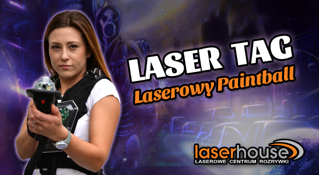 Laser Tag, Laserowy Paintball