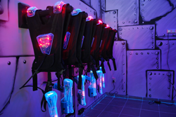 Laser Tag in Laserhouse